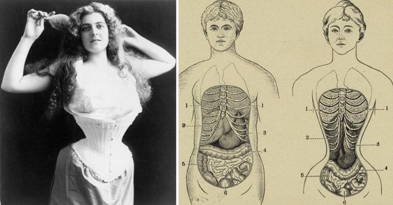 красота требует Смертельная мода женщины мучение здоровье радио Красота дыхание