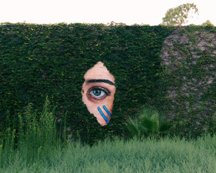 Художник изображает близкую всем нам женщину, которая нуждается впомощи (16 фото)