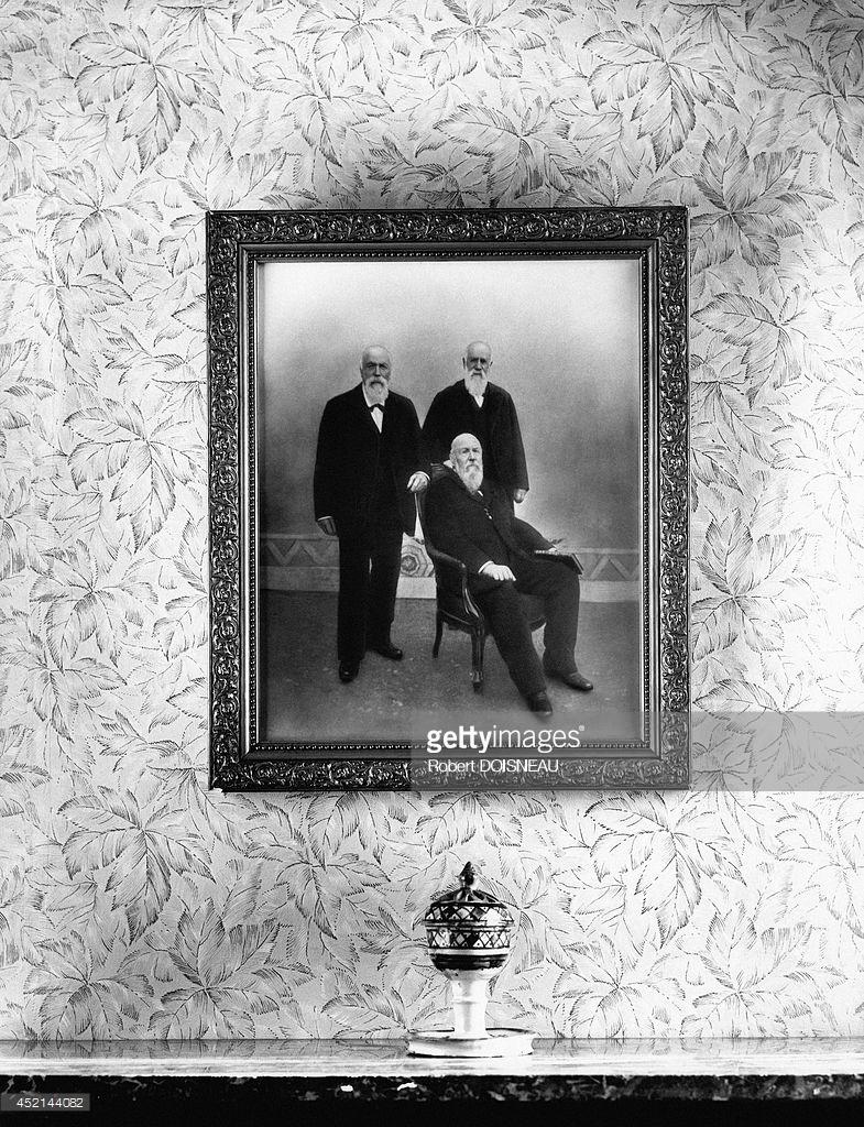 1957. Портрет дяди Марселя Пруста