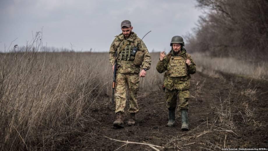 «Битва за Украину – это там, где украинец хочет жить свободно и достойно» – капеллан морпехов Андрей Зелинский