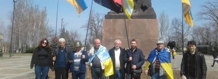 На Николаевщине РНС требует определять дату 7 апреля как День победы над сепаратизмом