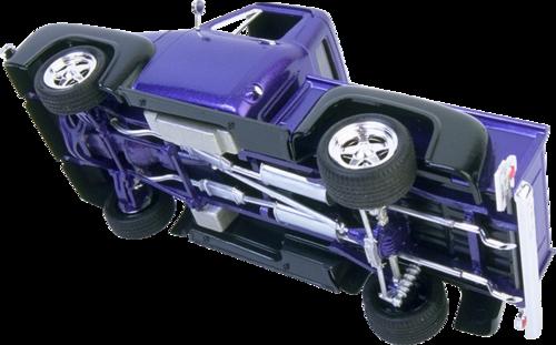 фиолетовые авто
