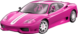 pink cars