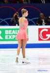 Мария Сотскова. КП на Чемпионате мира-2018