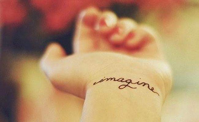 девушки Татуировка творчество