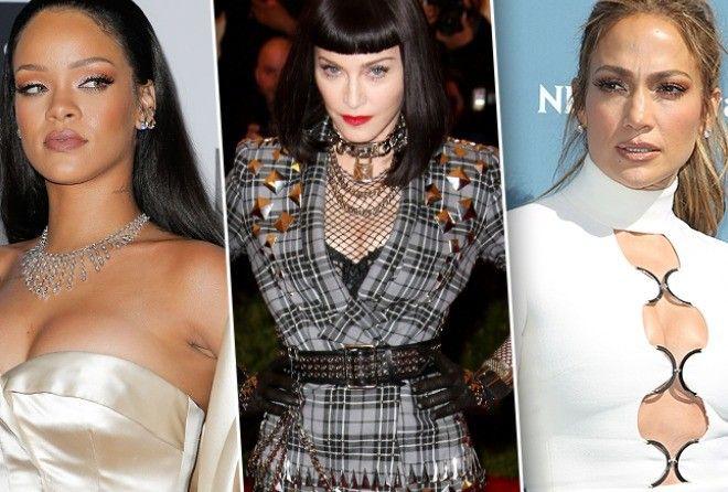 Рианна, Мадонна, Джей Ло и другие звезды, ставшие жертвами безумных фанатов (20 фото)