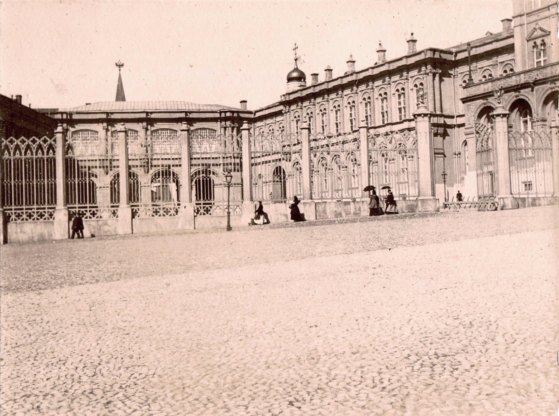 Императорская площадь