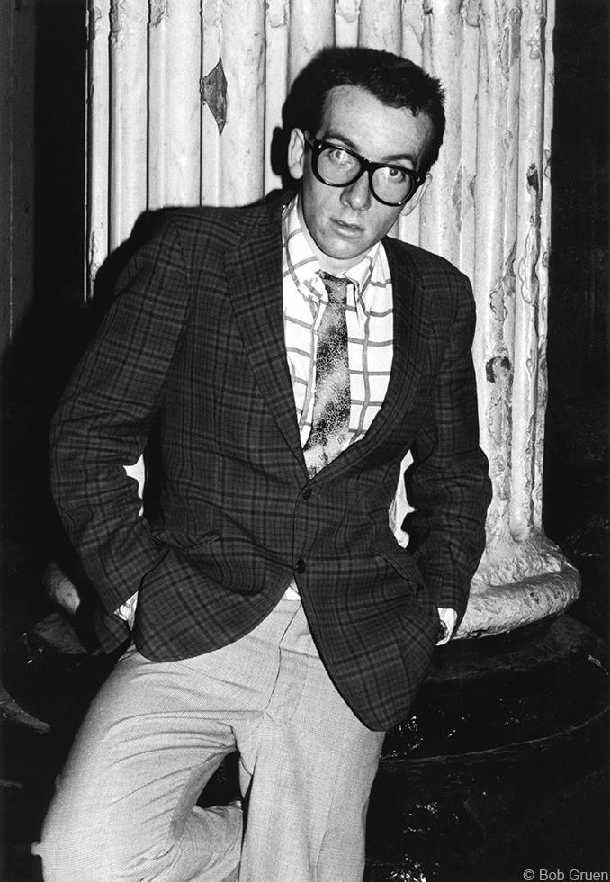 1977. Элвис Костелло