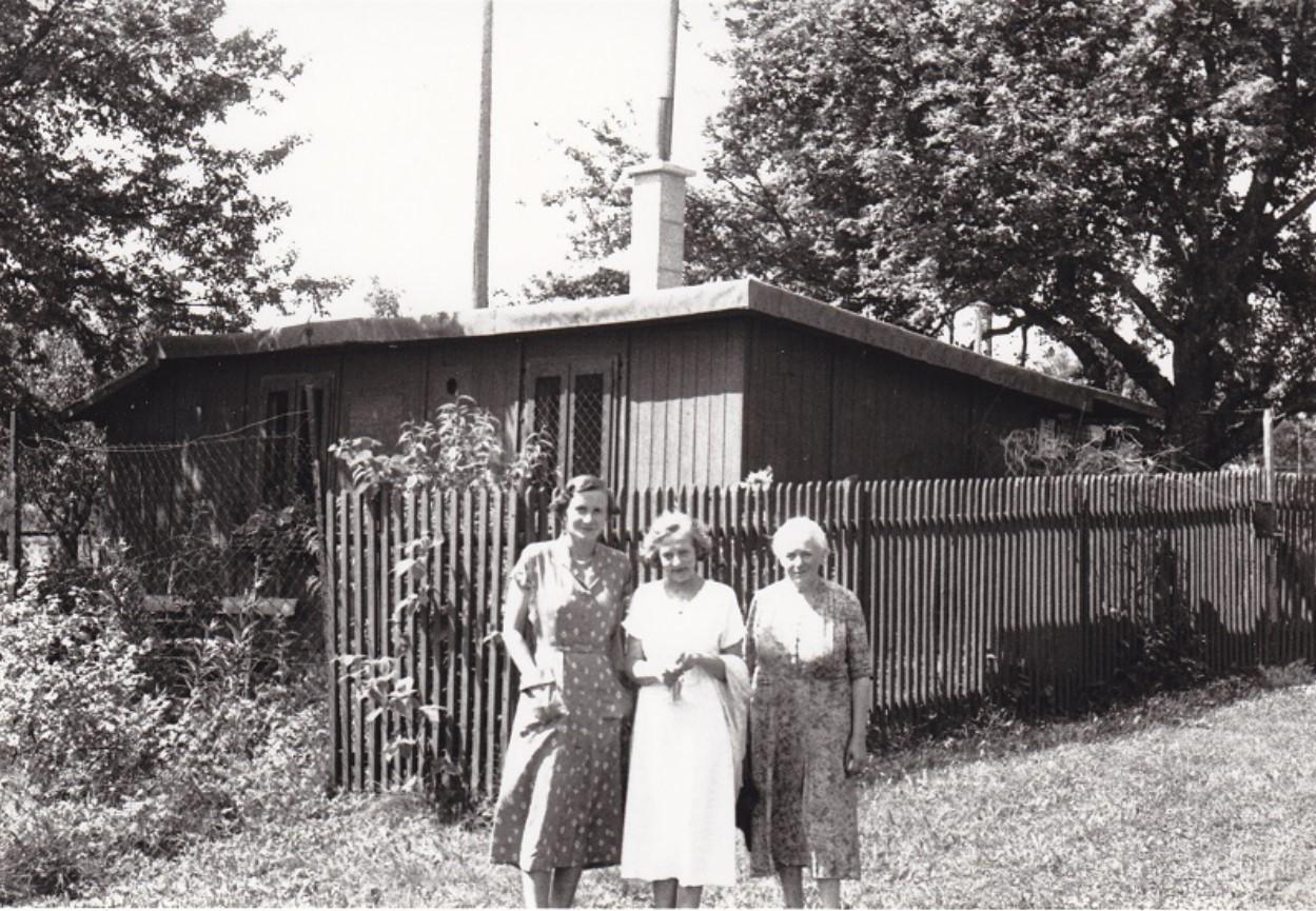 1967. Баронесса фон Гинант посетила Анастасию в Унтерленгенхардте