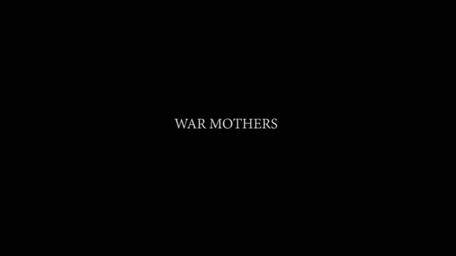 Документальный фильм о войне на Донбассе «War Mothers» (видео)