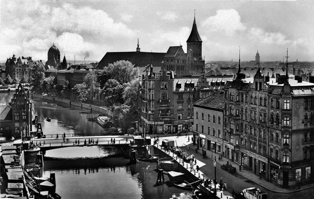 Кенигсберг 20-х годов