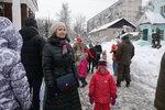 17 февраля в приходе Донской иконы Божией Матери в Перловке состоялись праздничные гуляния для детей и взрослых Широкая Масленица