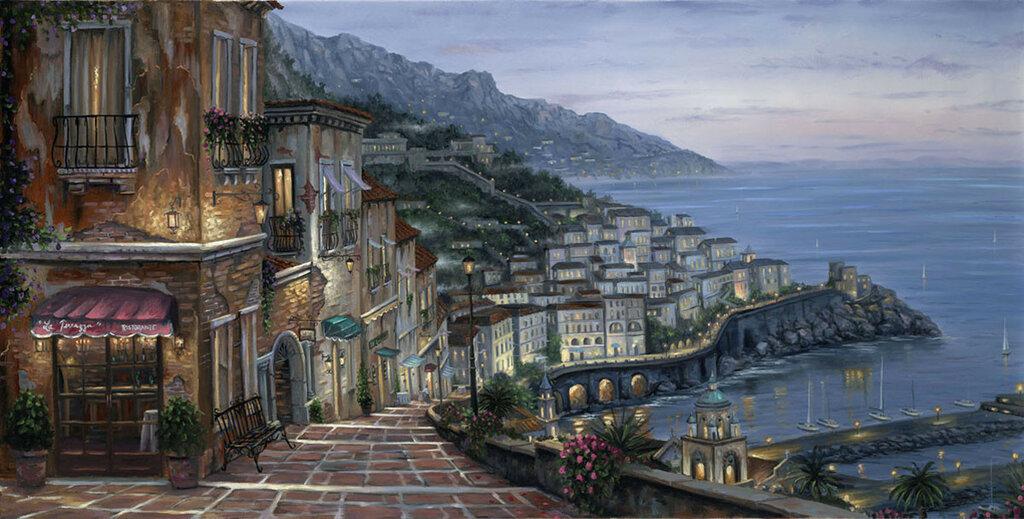 Robert Finale- Mediterranean Summer – Amalfi, Italy.jpg