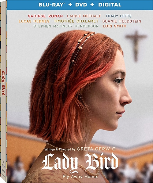 Леди Бёрд / Lady Bird (2017/BDRip/HDRip)