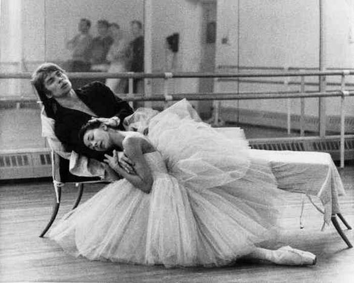балет Рудольф Нуреев СССР танцы татары