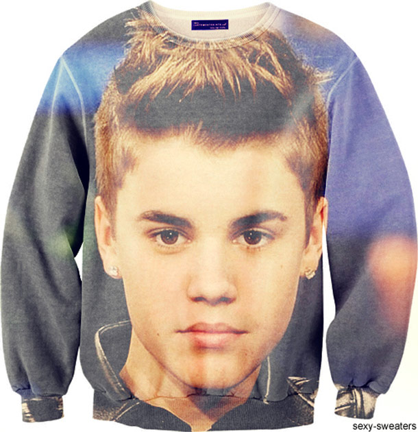 Sexy-Sweaters – a Star Wars, Justin Bieber or My little poney sweater ?