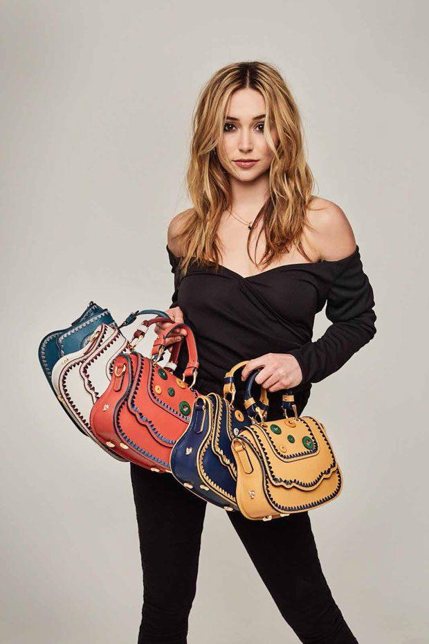 Thale Blanc Handbags Fall Winter 2018 Collection