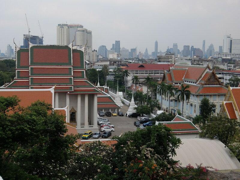 Бангкок - Ват Сакет