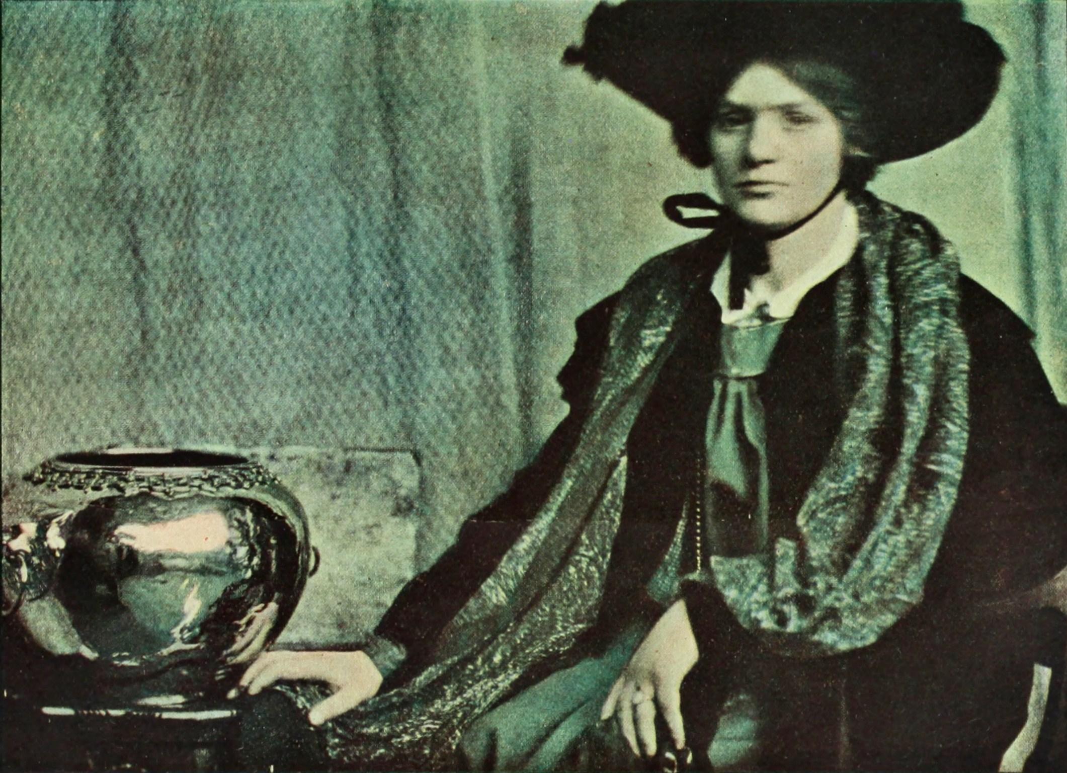 1908. Мисс Джесси М. Кинг