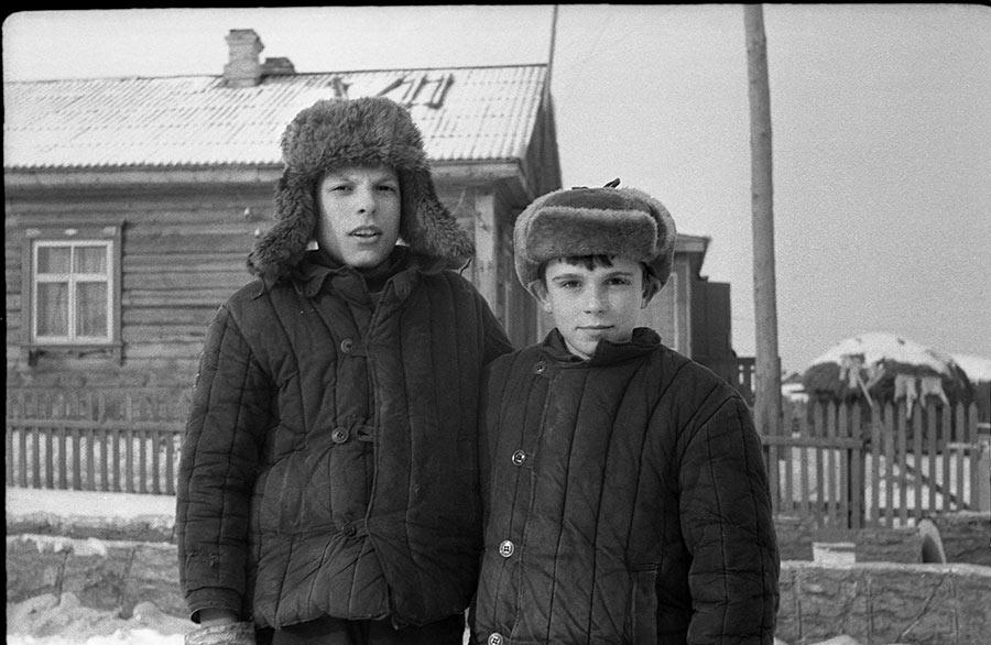 Обычные люди на снимках Александра Кустова