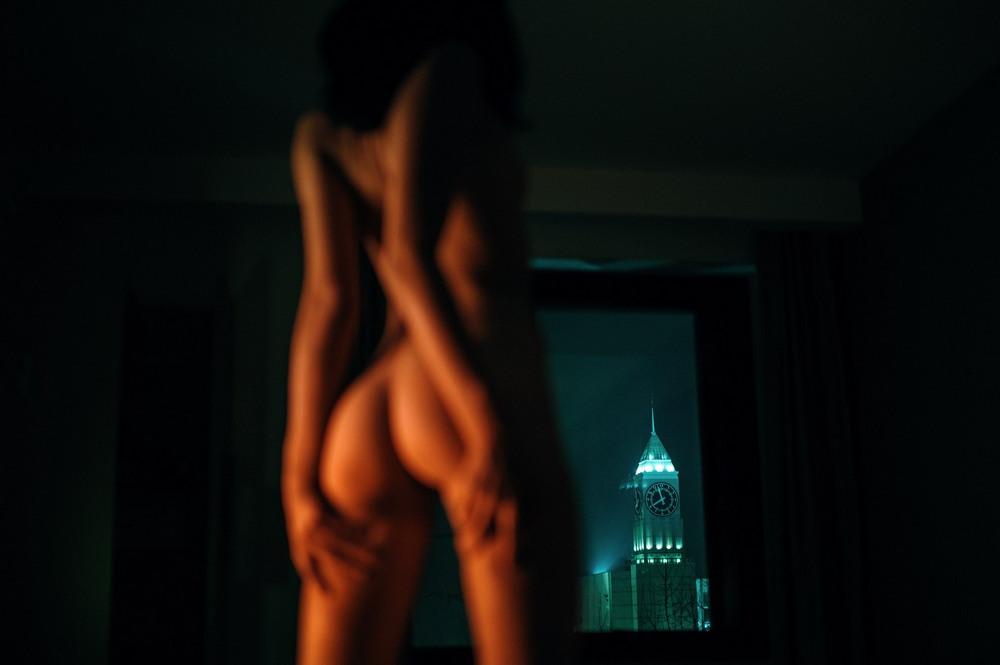 Снимки в жанре «Ню» Марата Сафина