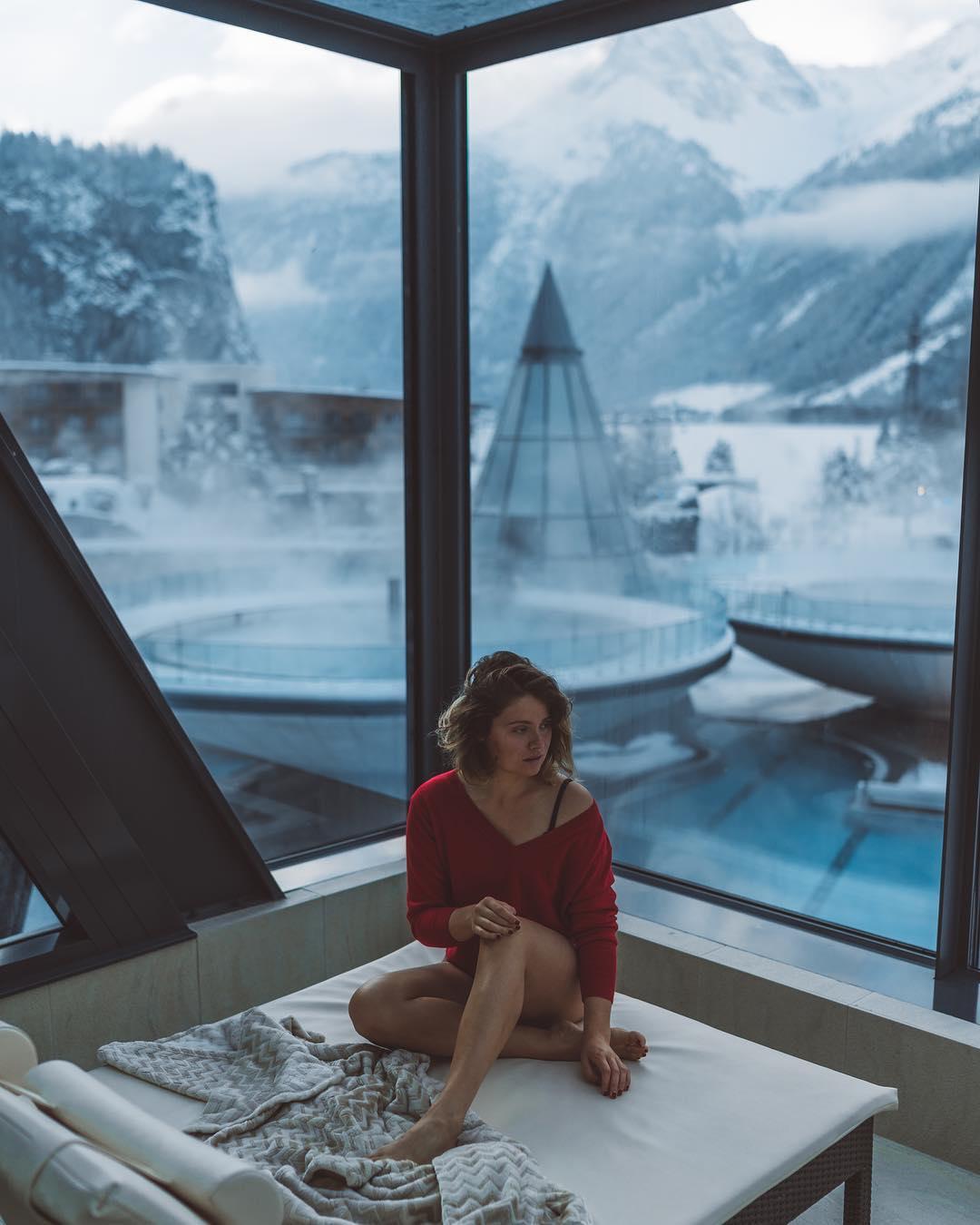 Замечательные фотографии из путешествий Кармен Хутер