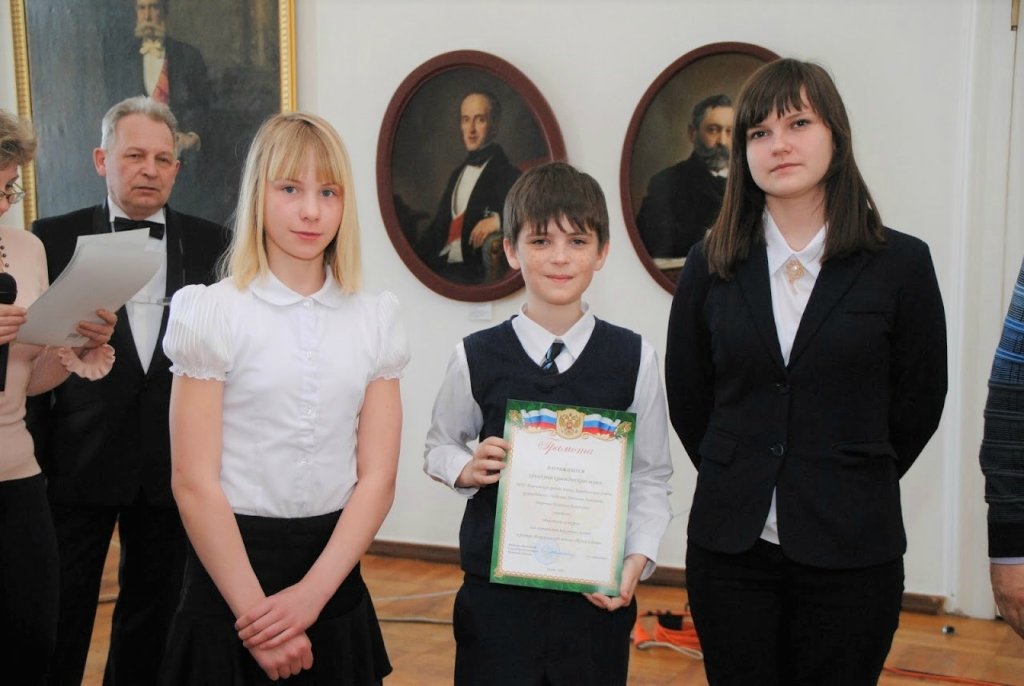 Учащиеся МОУ «Ключанская средняя школа» стали победителями областного конкурса активистов школьных музеев