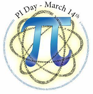 Открытка Международный день числа «Пи». Поздравляю!