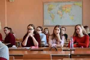 Разговор о вере со студентами Ивановского филиала РЭУ им. Г. В. Плеханова