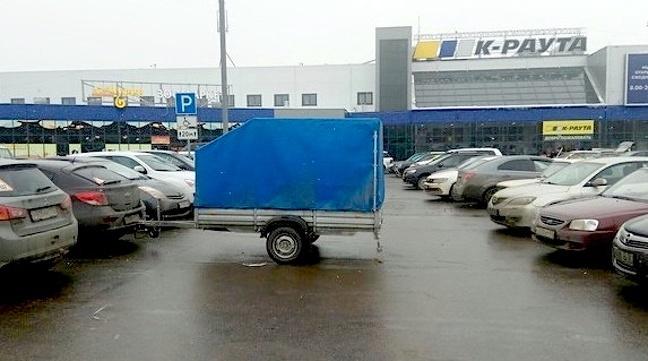 19доказательств того, что где-то существуют курсы альтернативной парковки. Иначе откуда эти люди? (21 фото)