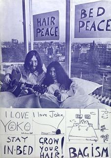 Амстердам Джон Леннон исторические снимки почта фотоархивы цифра Эйнштейн