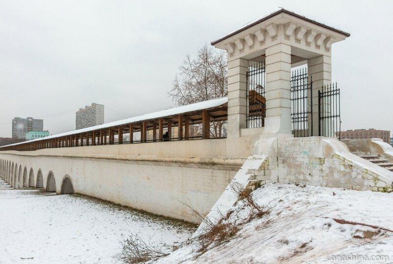 Ростокинский акведук, Москва