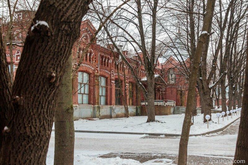 Алексеевская насосная станция