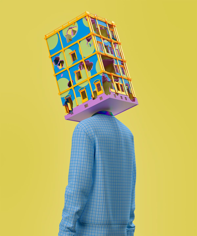 Surreal Digital Artworks