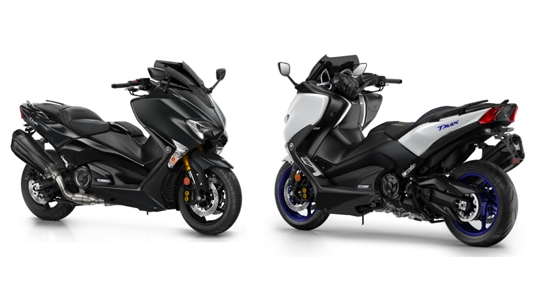 Макси скутер Yamaha TMAX SX Sport