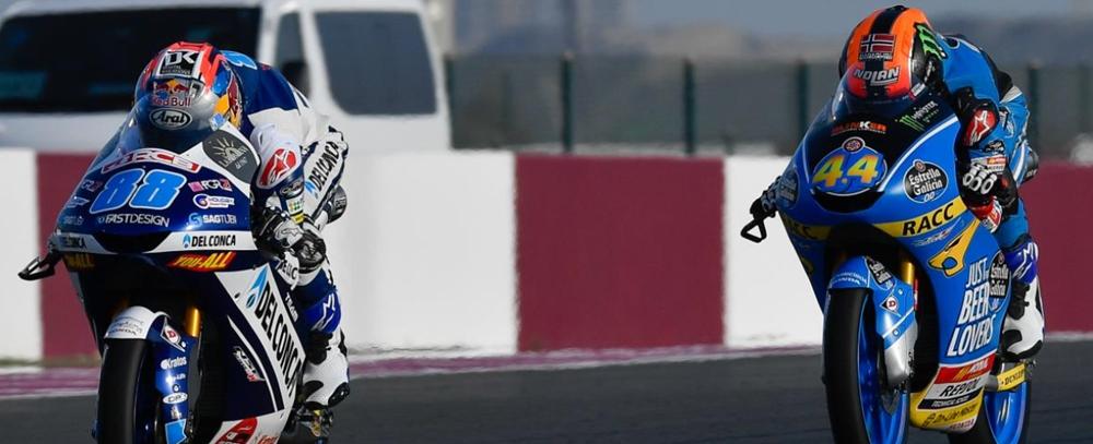 Результаты Гран При Катара 2018 в категории Moto3