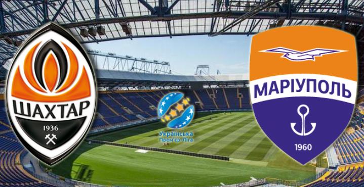 Шахтер – Мариуполь (18.03.2018) | Украинская Премьер Лига 2017/18