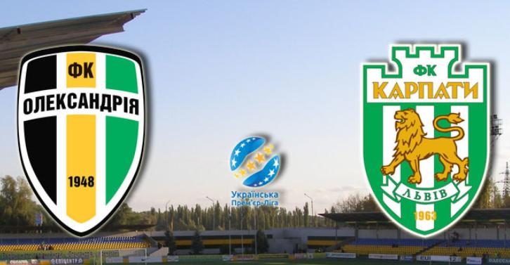 Александрия – Карпаты (18.03.2018) | Украинская Премьер Лига 2017/18