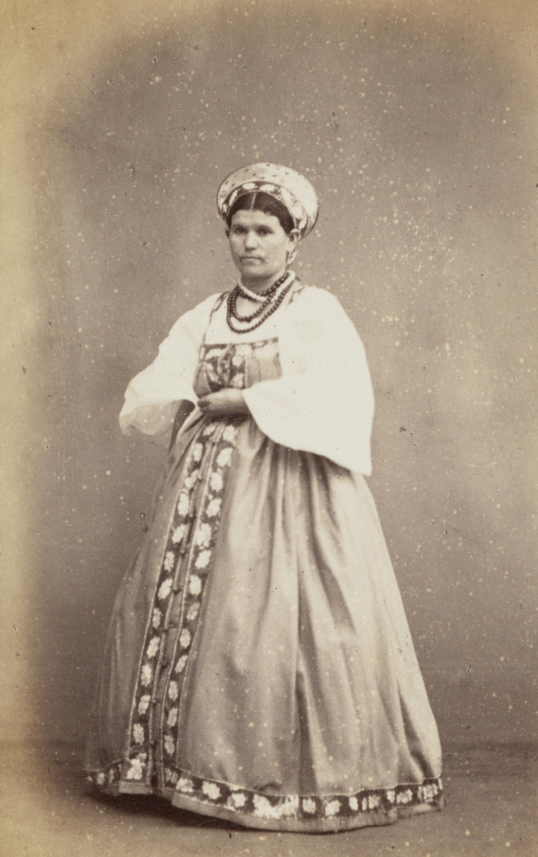 Купеческая жена