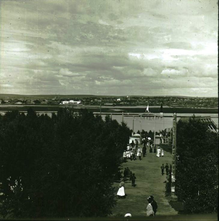 Сад Царь-девица