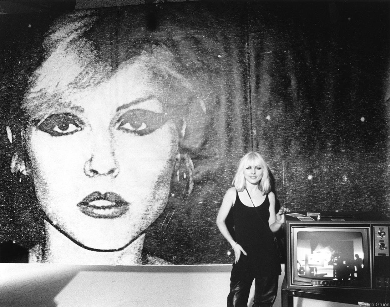 1977. Дэбби Харри