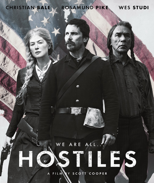 Недруги / Hostiles (2017/WEB-DL/WEB-DLRip)