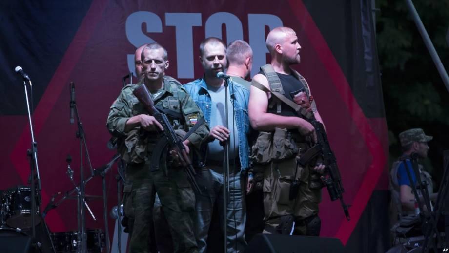 Донбасс и москвич Александр Бородай. Или ждать новое массовое вторжение из России «добровольцев»?