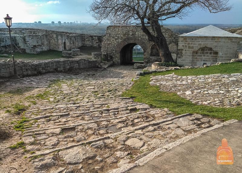 Ворота Дефтердара