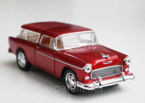 Машинка Kinsmart Chevrolet Nomad 1955