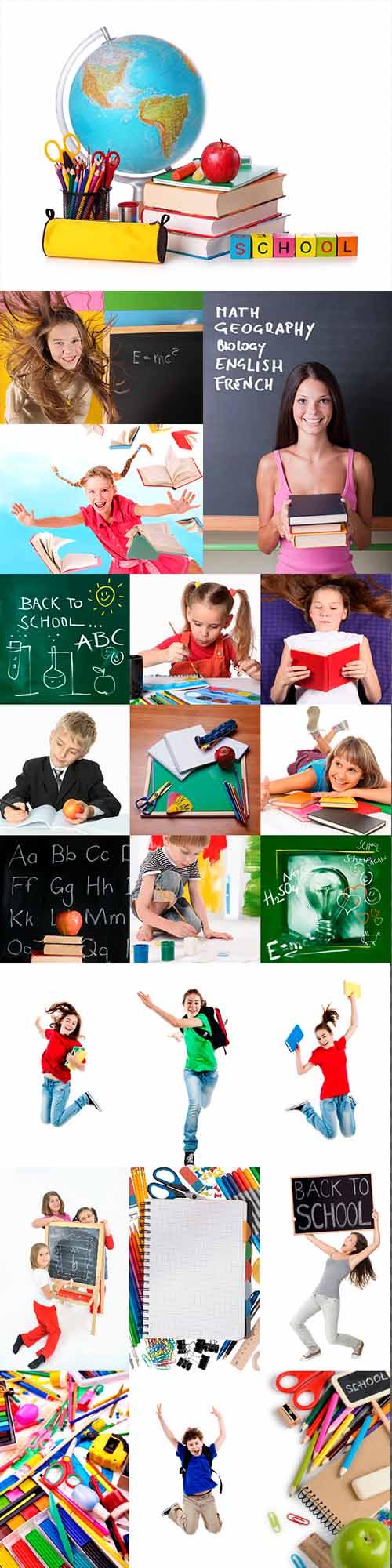 School graphics 100 photos