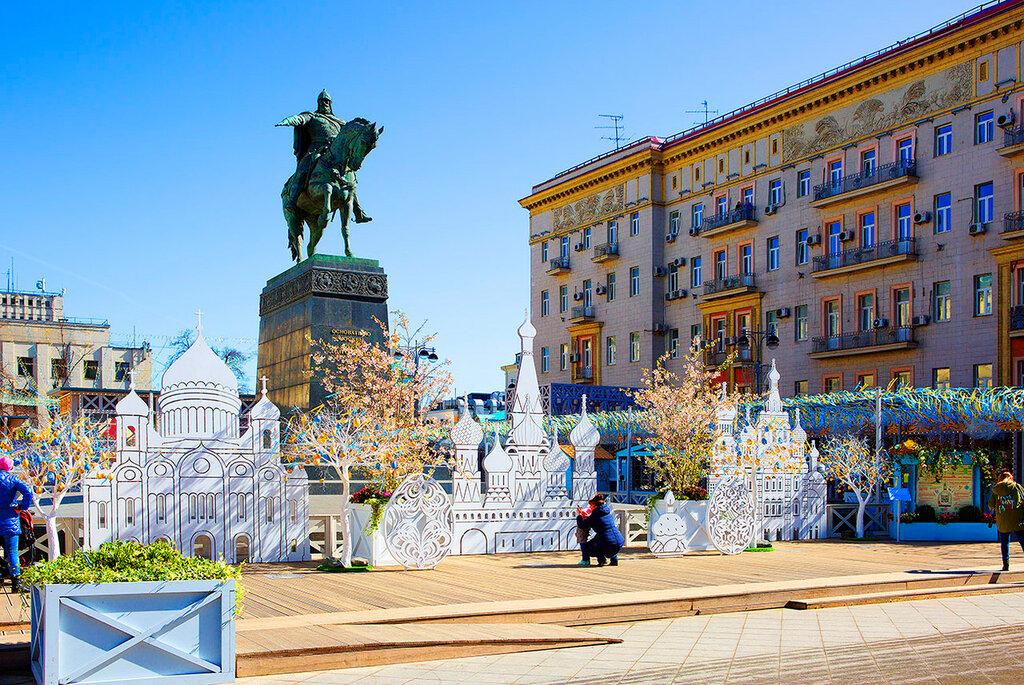 Московская весна. Пасха