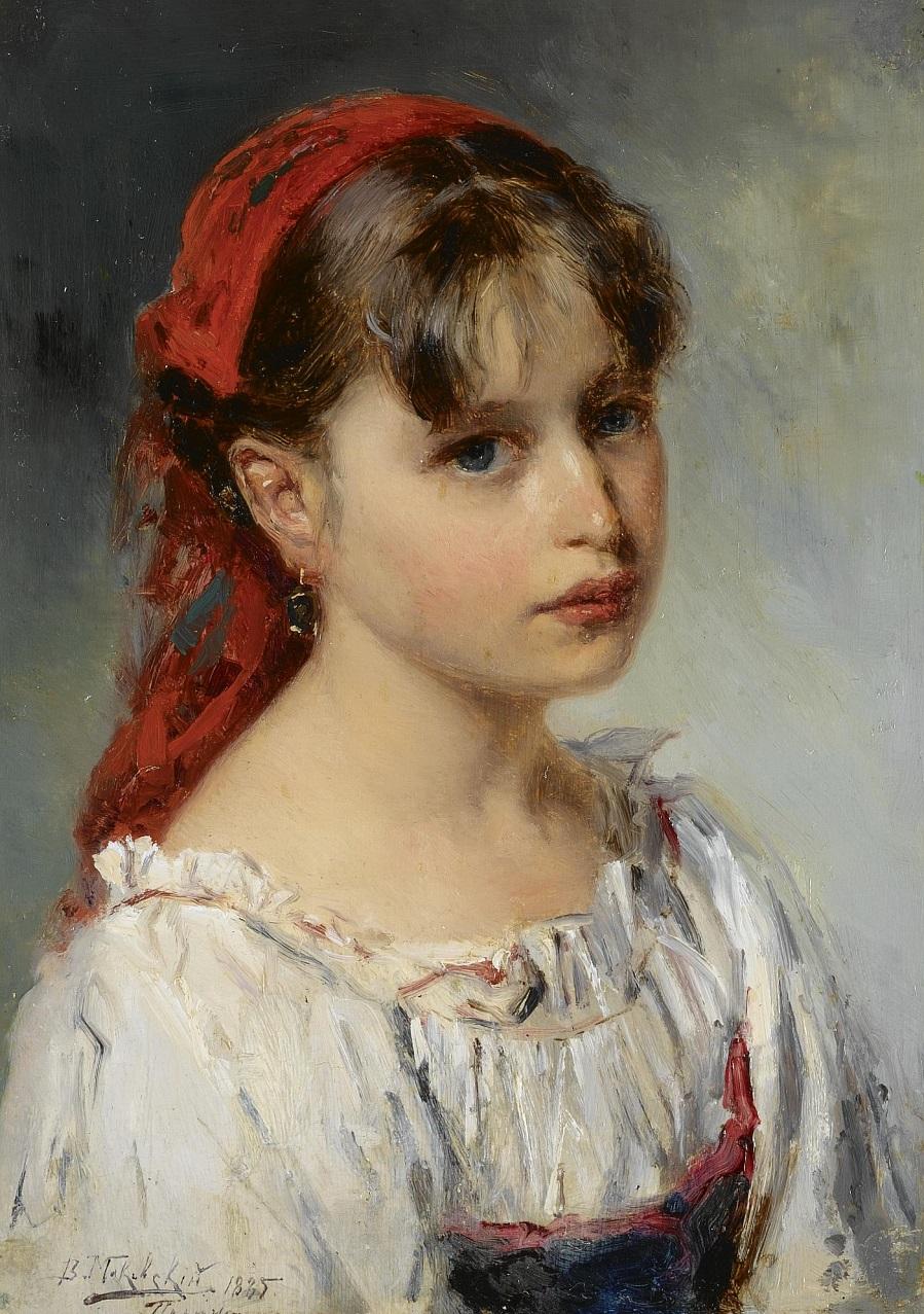 PORTRAIT OF AN ITALIAN