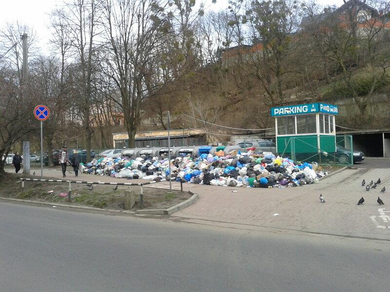 мусорные хроники