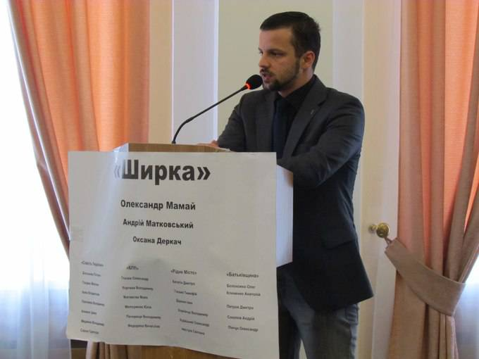 Юлиан Матвийчук: Наши рычаги - результат поддержки полтавчан